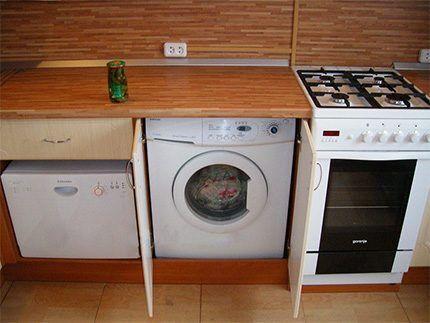 Типичные потребители электроэнергии на кухне