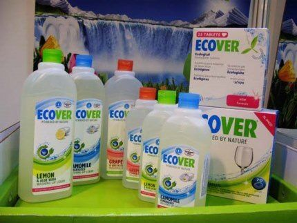 Ecological product ECOVER