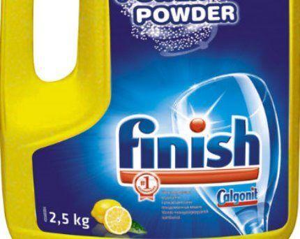 Dishwashing FINISH