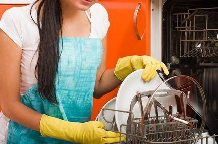 Рекомендации по эксплуатации посудомойки