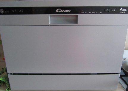 Посудомоечный агрегат фирмы Канди