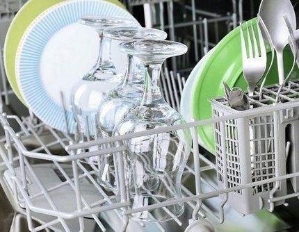 Стандартный комплект посуды