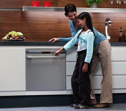 Стоимость посудомоек Кертинг