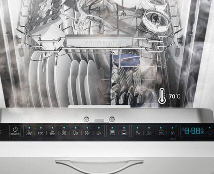 Посудомойка Samsung DW50K4050BB