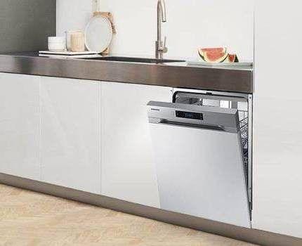 Посудомойка Samsung DW60M6050SS