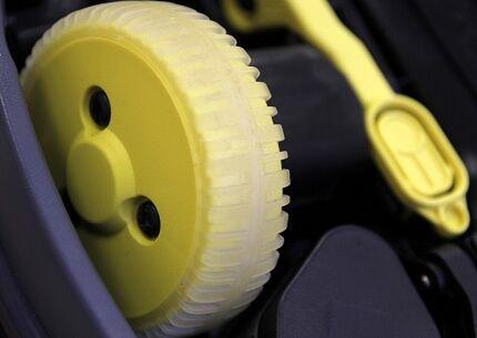 Маневренность роботизированного пылесоса