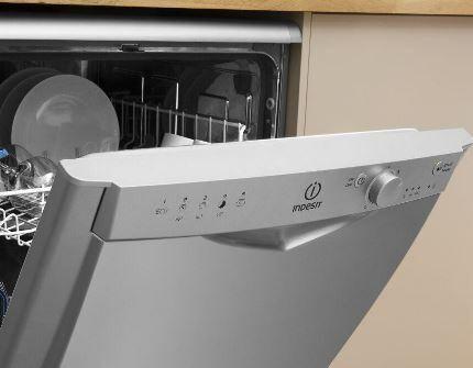 Настольная посудомойка ICD 661 S EU