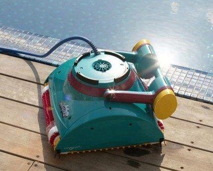 Робот-пылесос Dolphin Dana 2