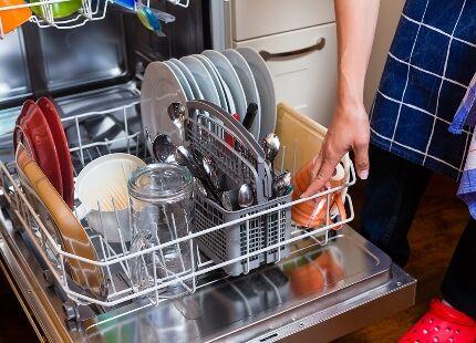 Посуда из разных материалов