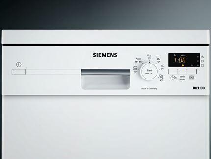 Посудомойка Siemens iQ100 SR216W01MR