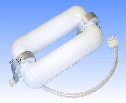 Лампа с внешним индуктором