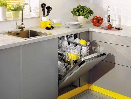 Особенности посудомоек Горенье