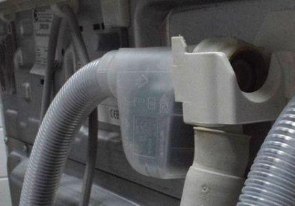 Сливной шланг с системой АкваСтоп
