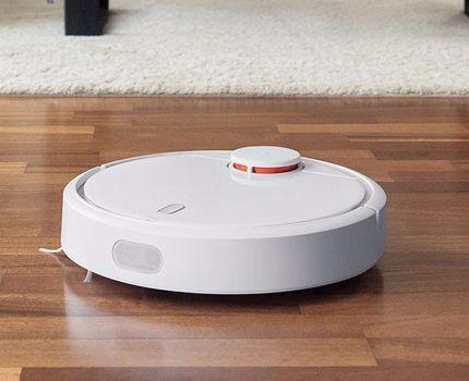 Робот-пылесос фирмы Xiaomi
