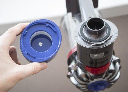 Модуль фильтра тонкой очистки