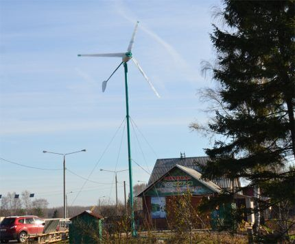 Ветряк EnergyWind