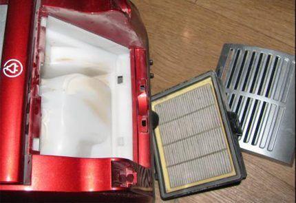 HERA Vacuum Cleaner Samsung SC6570 Filter