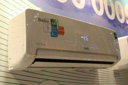 Одна из моделей бренда Ballu