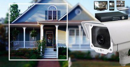 Камера для системы видеонаблюдения
