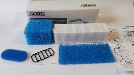 Фильтры для пылесоса от Томас