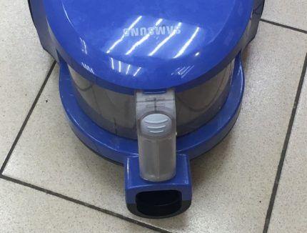 SC4326 Vacuum Cleaner Input Jack