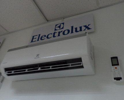 Сплит система Electrolux