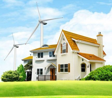 Электростанция для дома
