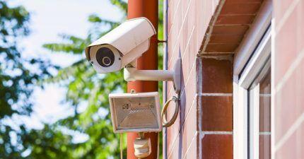 Цифровой вариант камеры с дополнительной подсветкой