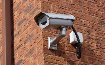 """Уличные камеры необходимо дополнительно защитить """"кожухом"""""""