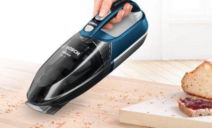 Аккумуляторный пылесос ручного типа