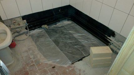 Pallet Waterproofing