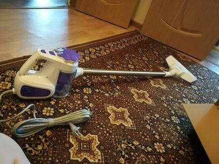 Upright vacuum cleaner PUPPYOO