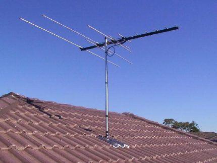 Дачная антенна