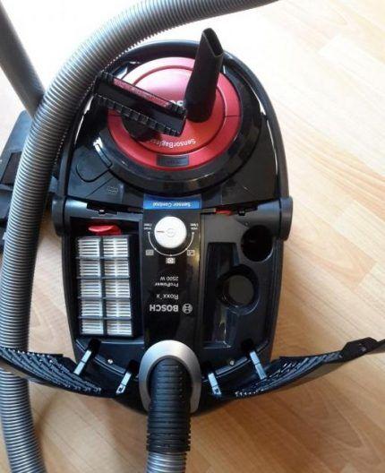 Модель пылесоса Bosch