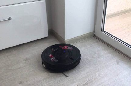 Роботизированное устройство последнего поколения