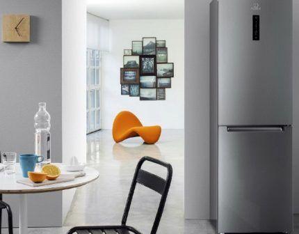 Преимущества холодильной техники Индезит