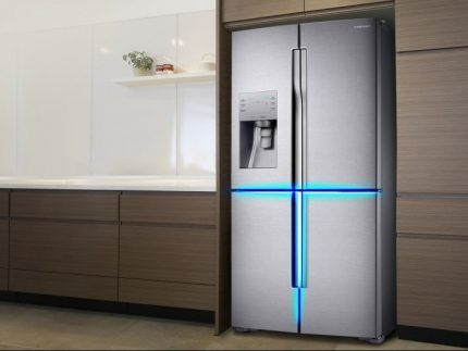 Преимущества холодильников Самсунг