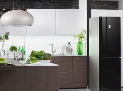 Холодильник от производителя Bosch