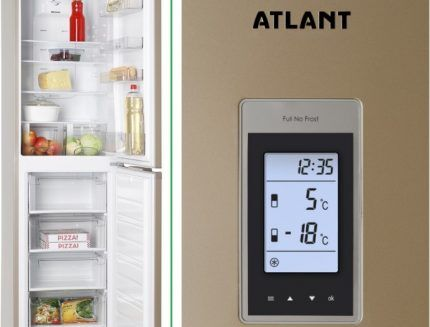 Холодильники марки Атлант