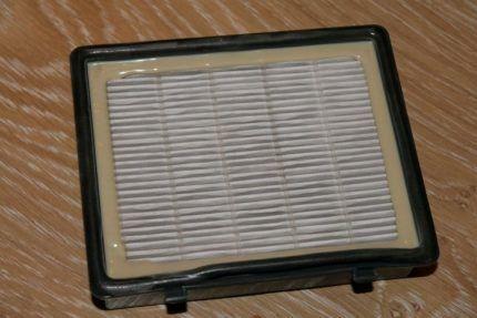 НЕРА-фильтр моющегося типа