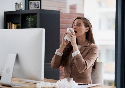 Опасность резких перепадов температур