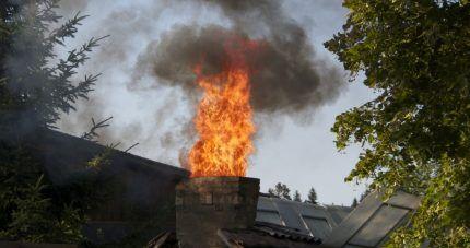 Средство для чистки дымоходов