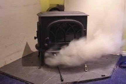 Как чистить дымоход