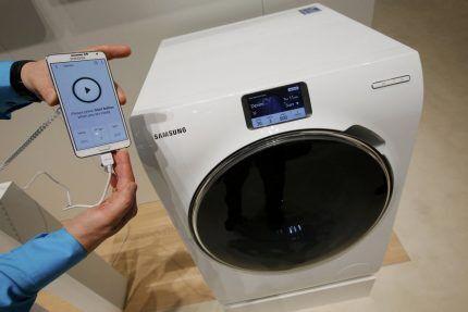 Лучшие стиральные машины от Самсунг