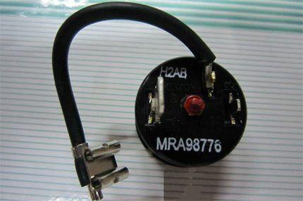 Тепловое реле компрессора