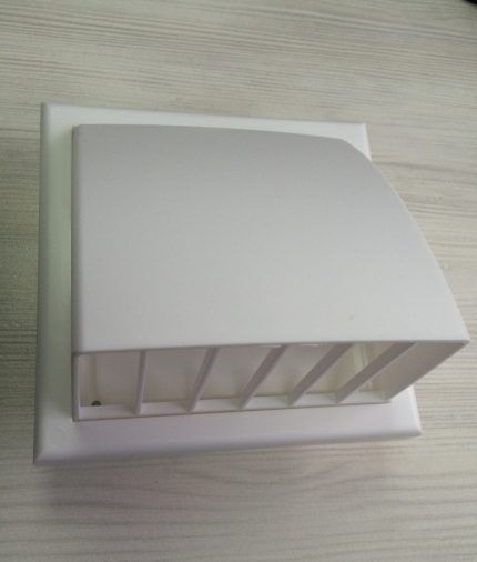 Вентиляционная решетка с клапаном