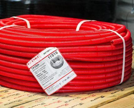 Строение кабеля