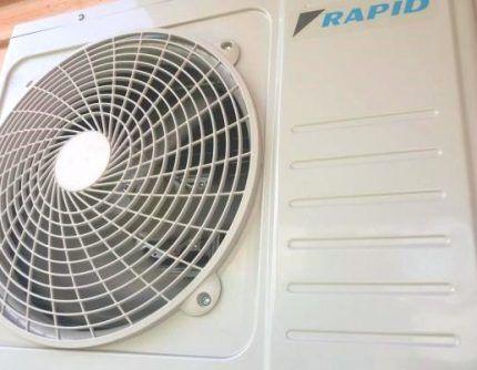 Внешний модуль Rapid