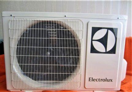 Наружный блок кондиционера Электролюкс