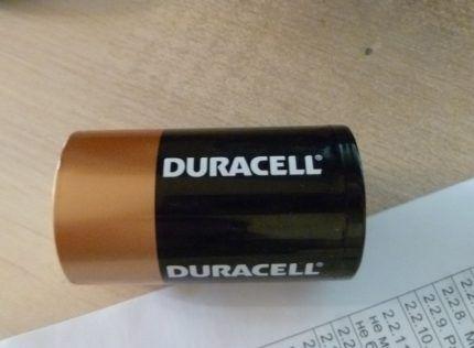 Батарейки для водонагревателя